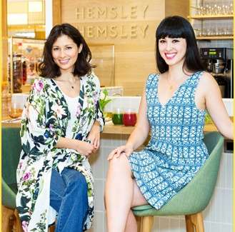 Hemsley + Hemsley Supper Club