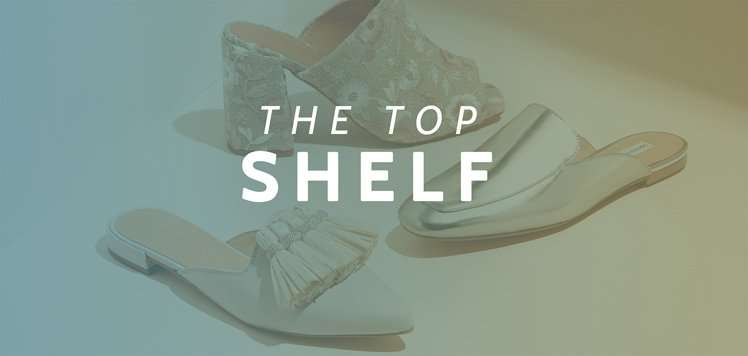 Up to 65% Off Luxe Shoes