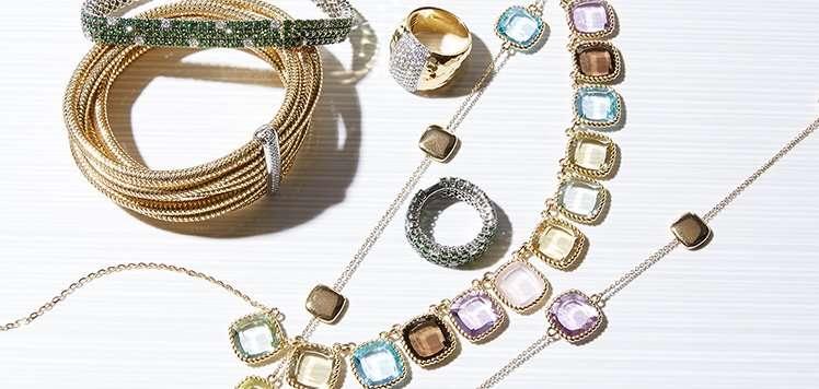 Marco Bicego & More Italian Jewelry Designers