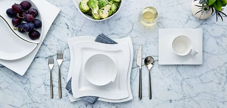 The Upscale Table With Villeroy & Boch
