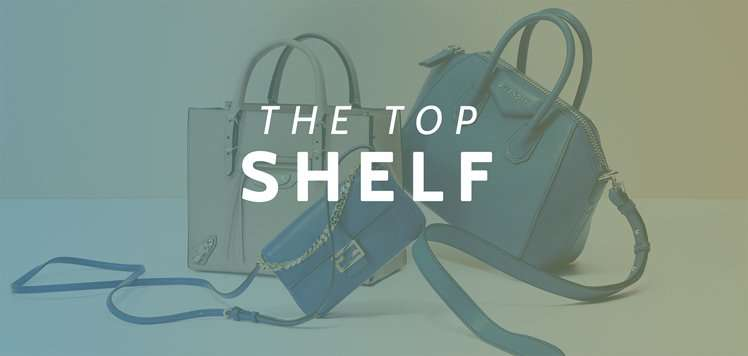 Up to 65% Off Luxe Handbags & Accessories