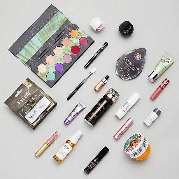 Psst...our brilliant beauty selection box is back in stock