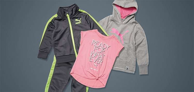 Practice-Ready Activewear for Kids