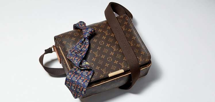 Vintage Pieces for Men: Bags to Ties