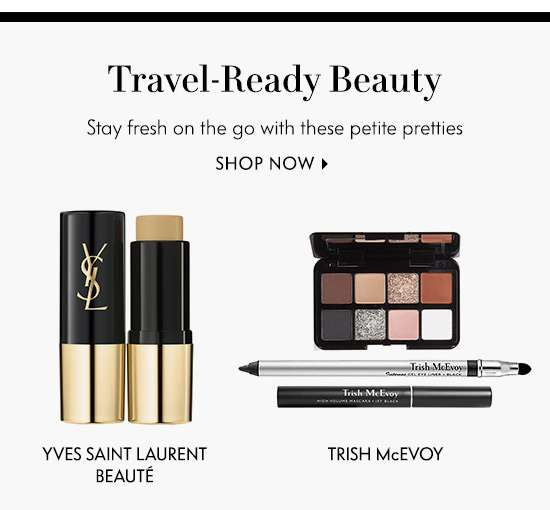 Travel-Ready Beauty