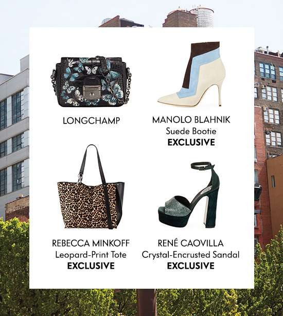 Shop Shoe & Handbag Event