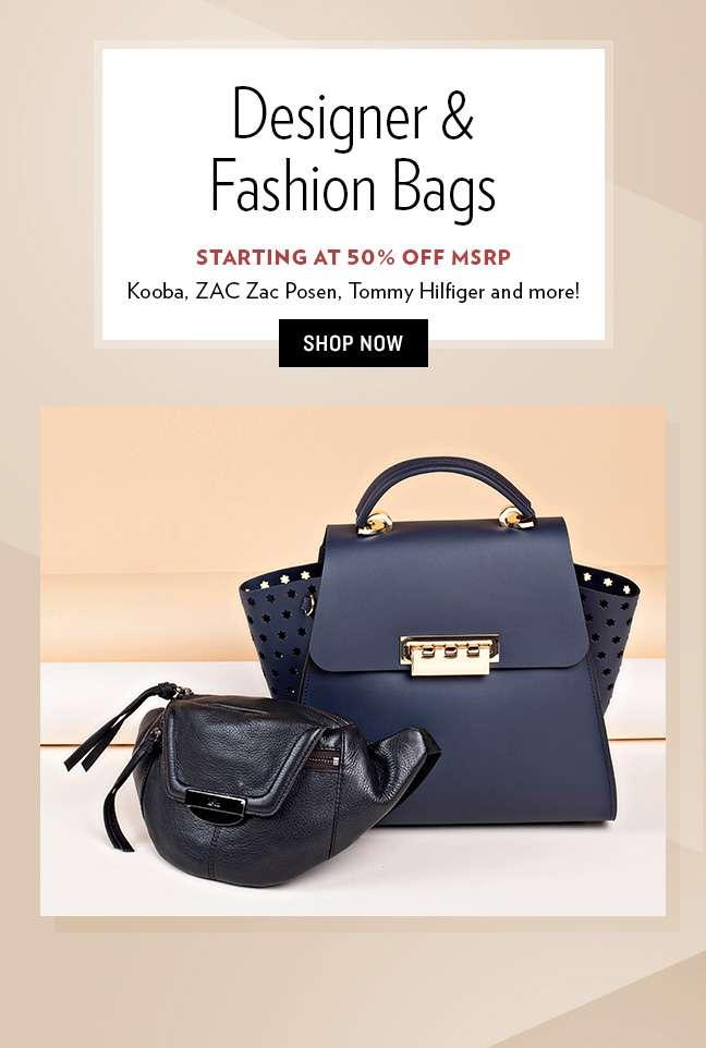 New Arrival- Designer Bags