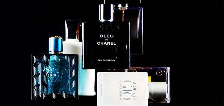 Luxe Fragrance for Men