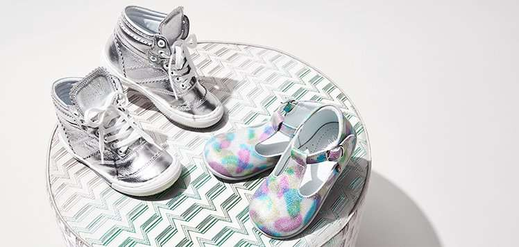 Kids' European Shoes With Emel