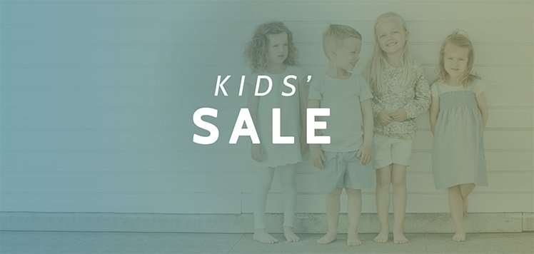 Up to 60% Off Kids'