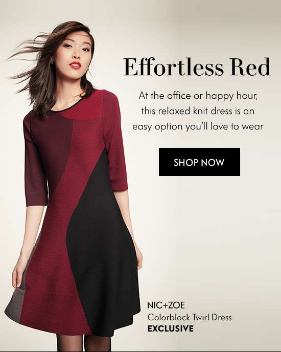 Effortless Red