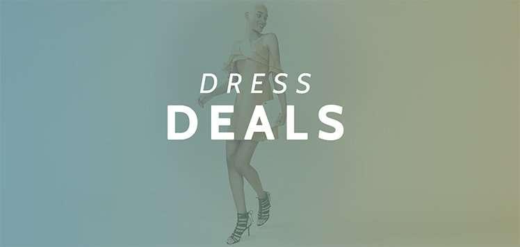 Party Dresses Under $200