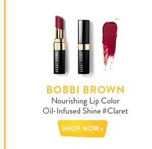 Shop Now: Bobbi Brown - Nourishing Lip Color Oil Infused Shine