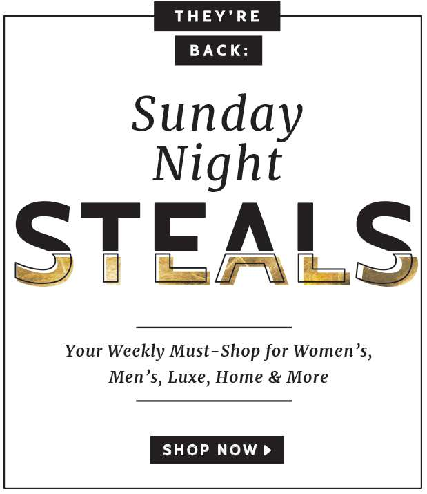 This Week's Must-Shop Steals