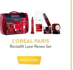 Shop Now: Loreal Paris - Revitalift Laser Renew Set
