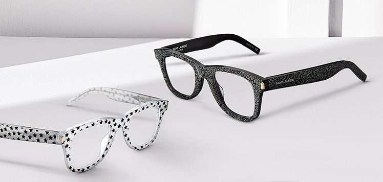 Saint Laurent & More High-End Eyewear