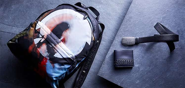 Bottega Veneta & More Men's Accessories