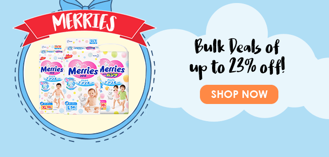 Click here to shop for Merries deals!