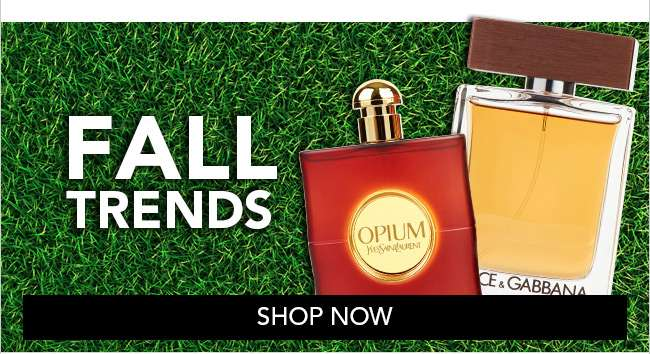 Shop Fall Trends specials collection.