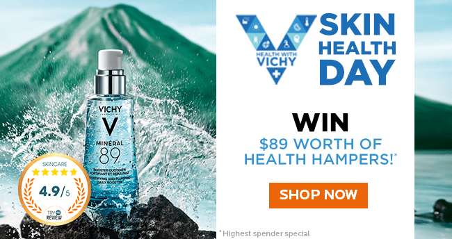 Shop Vichy products here