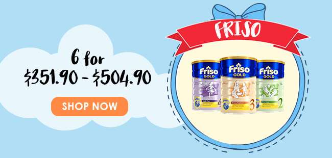 Click here to shop for Friso deals!