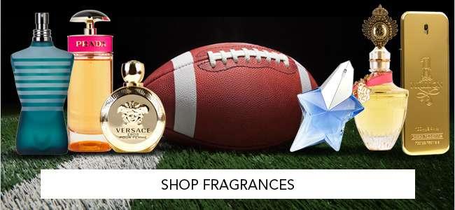 Shop Fragrances specials collection.