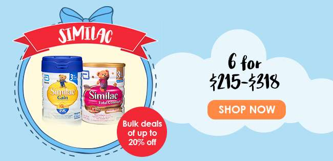 Click here to shop for Similac deals!