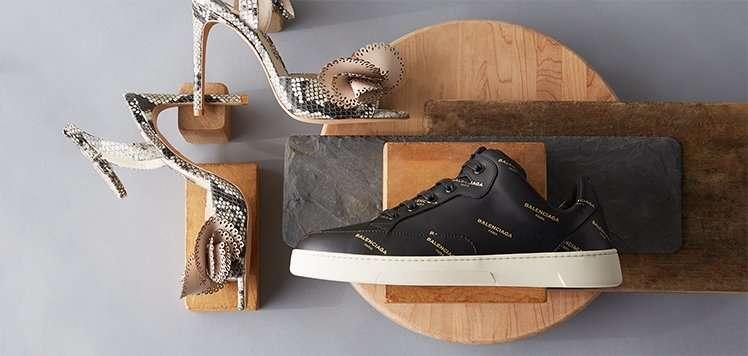 Luxe Face-Off: Heels vs. Sneakers