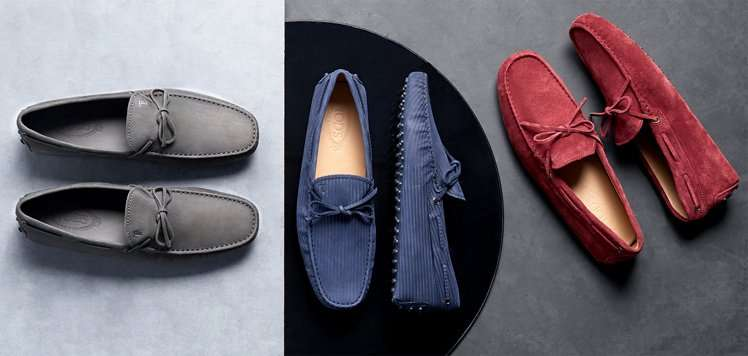 TOD's & More Luxe Shoes