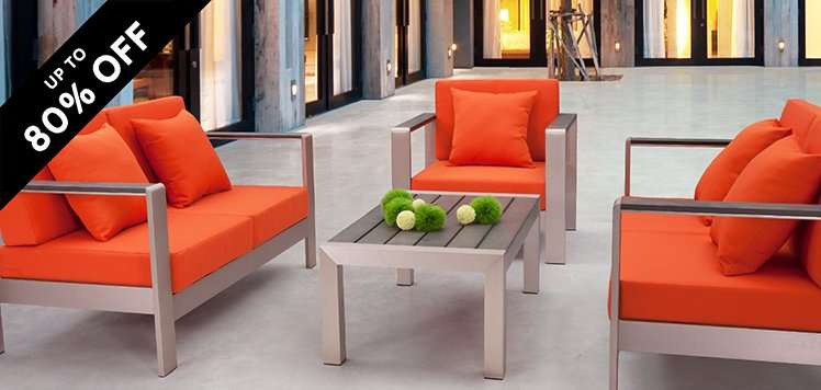 Fall Home Sale: Outdoor Furniture