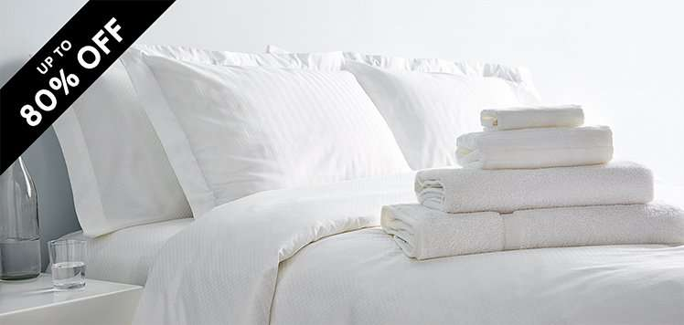 Fall Home Sale: Bedding & Bath
