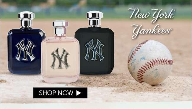 Shop New York Yankees Perfume & Cologne Fragrances