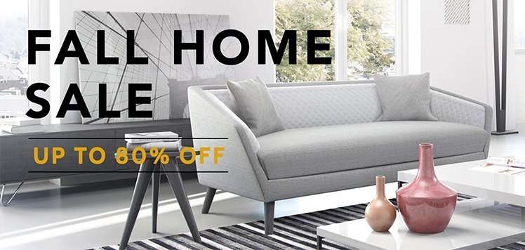 Fall Home Sale: Most-Wanted Furniture