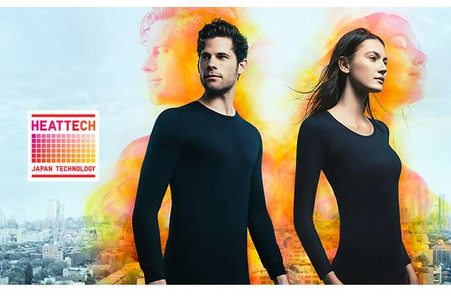 Innovative Innerwear | HEATTECH Collection