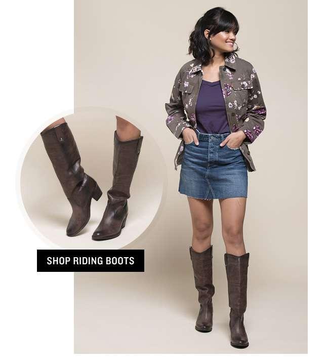 Shop Riding Boots