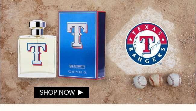 Shop Texas Rangers Perfume & Cologne Fragrances
