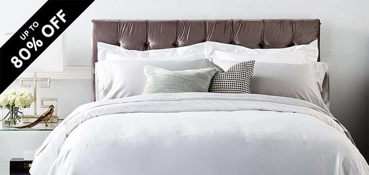 Fall Home Sale: Errebicasa & More Italian Bedding