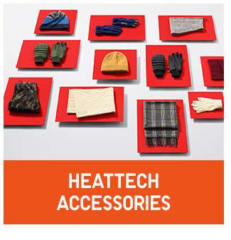 Shop HEATTECH Accessories