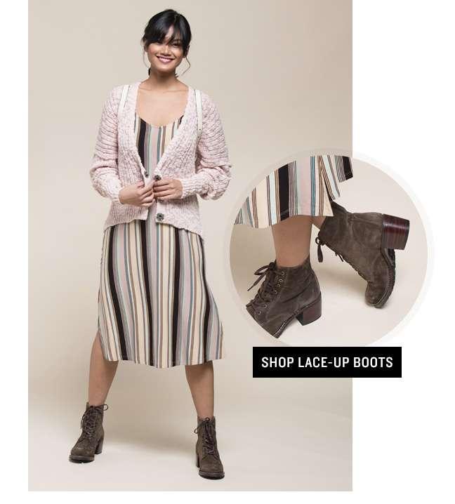 Shop Lace Ups Boots