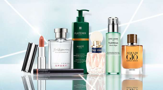 October New Arrivals Estee Lauder, Miu Miu, Givenchy! Ends 31 Oct 2018