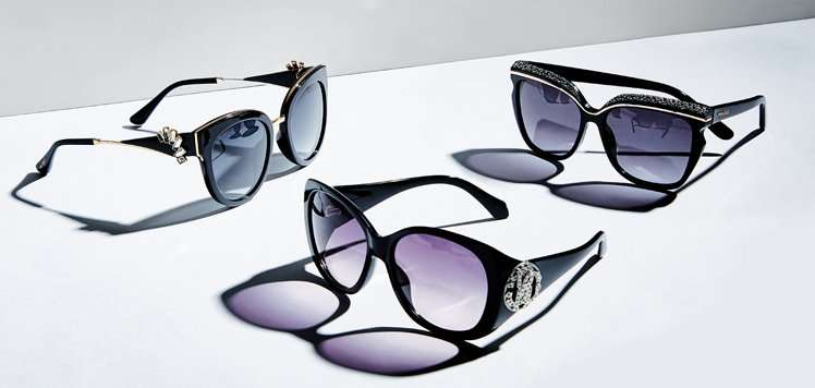 Standout Sunglasses With Roberto Cavalli