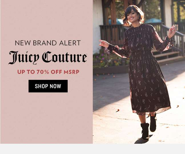 Shop Juicy Couture