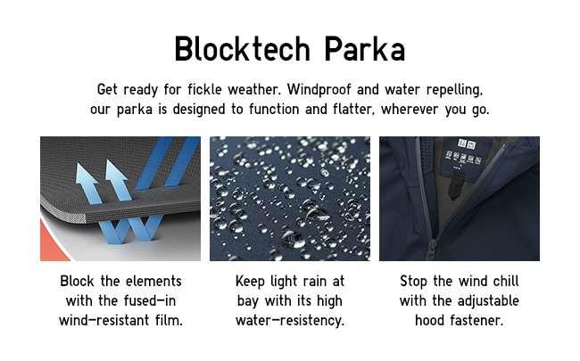 Blocktech Parka