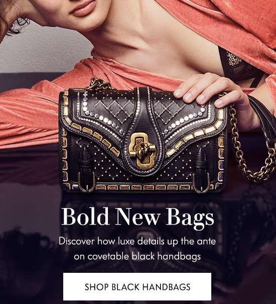 Shop Black Handbags