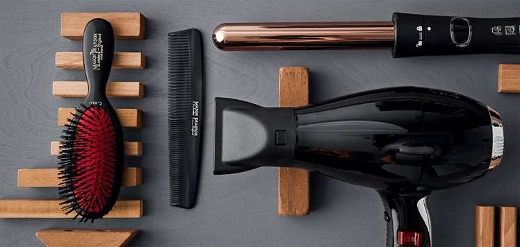 Haircare Faves With Mason Pearson