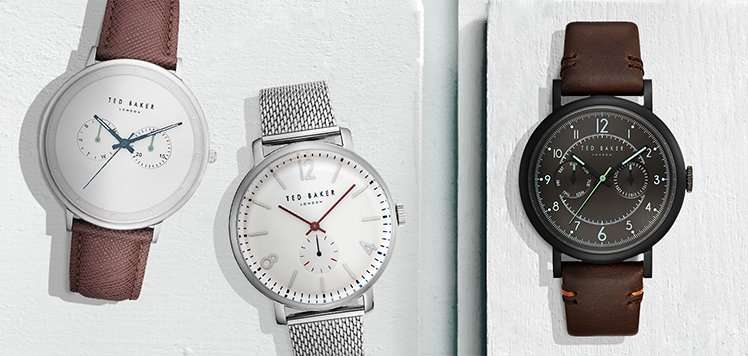 Ted Baker Watches for Men