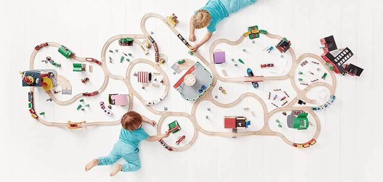 Most-Loved Toys to Books