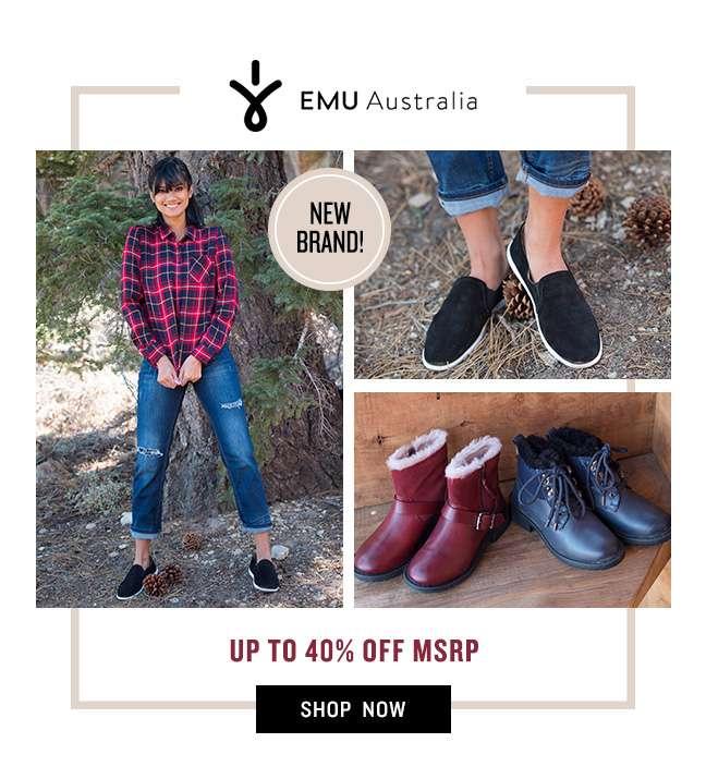 Shop EMU
