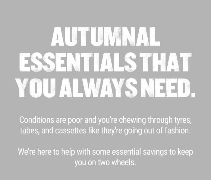 Autumn Essentials