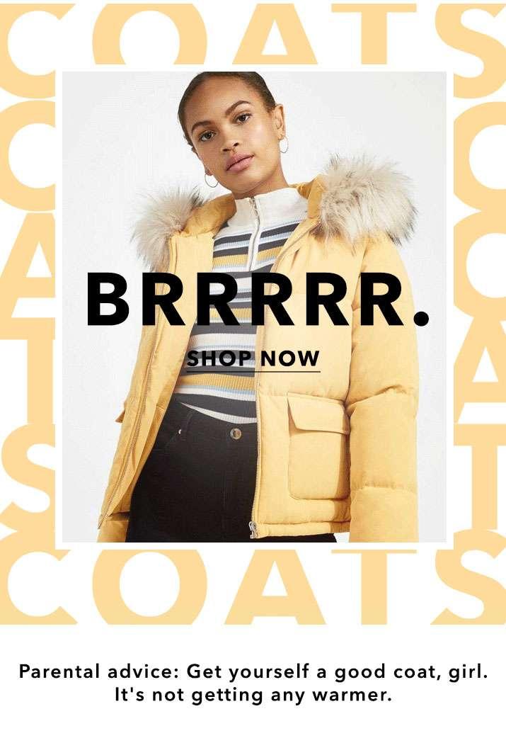 Brrrrr. - Shop now